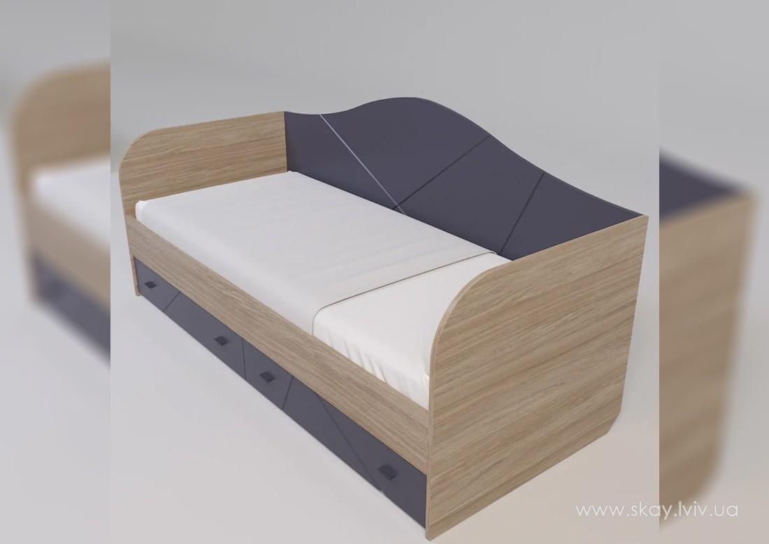 Ліжко-диван Х-Скаут