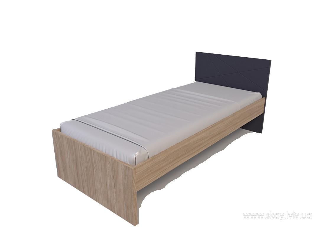 Ліжко без ламелей Х-Скаут