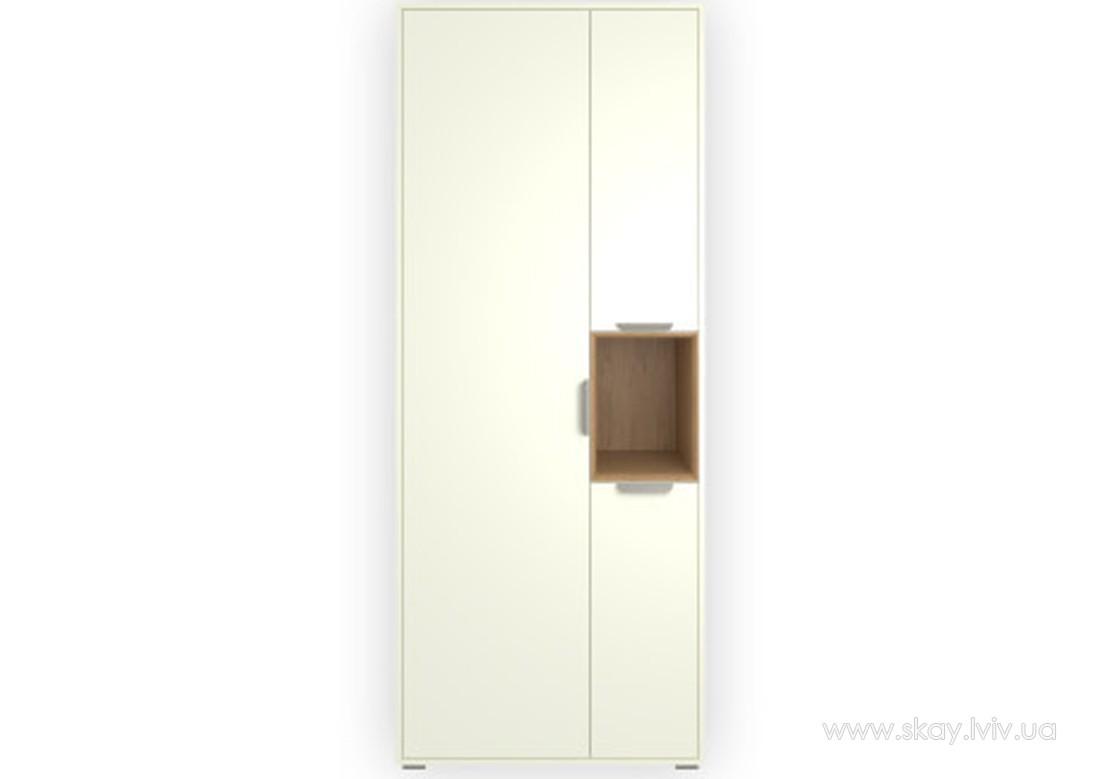 Шафа (без дзеркала) Арте Білий
