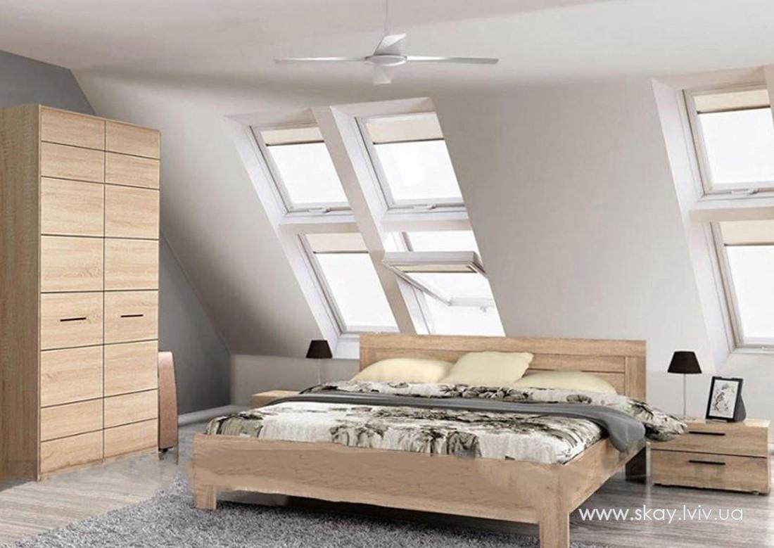 Ліжко 160 (без вкладу) Соло