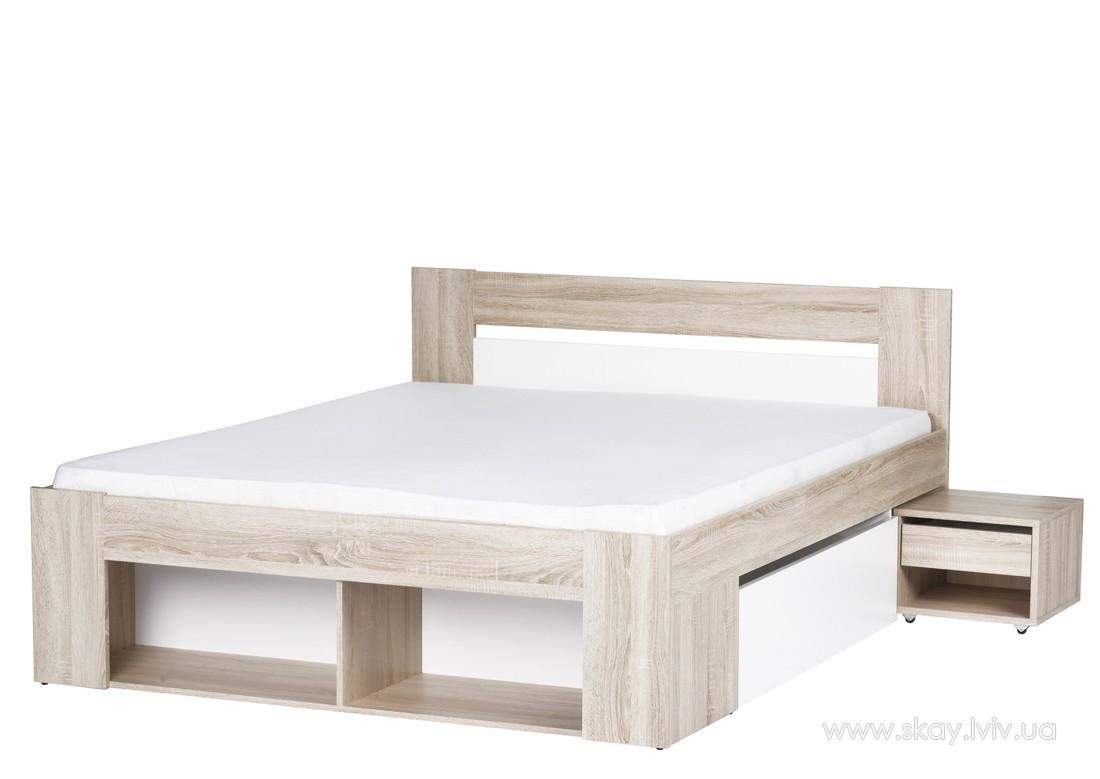 Ліжко 160 (комплект) Ріко