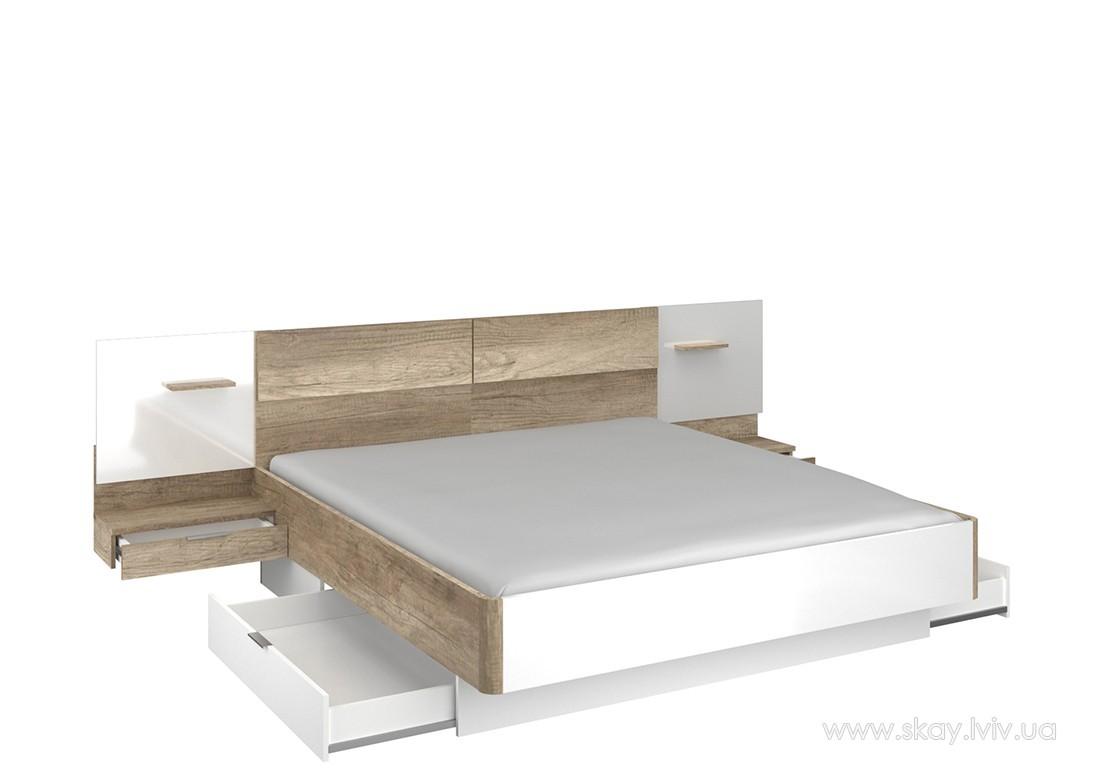 Ліжко II 180 Барі