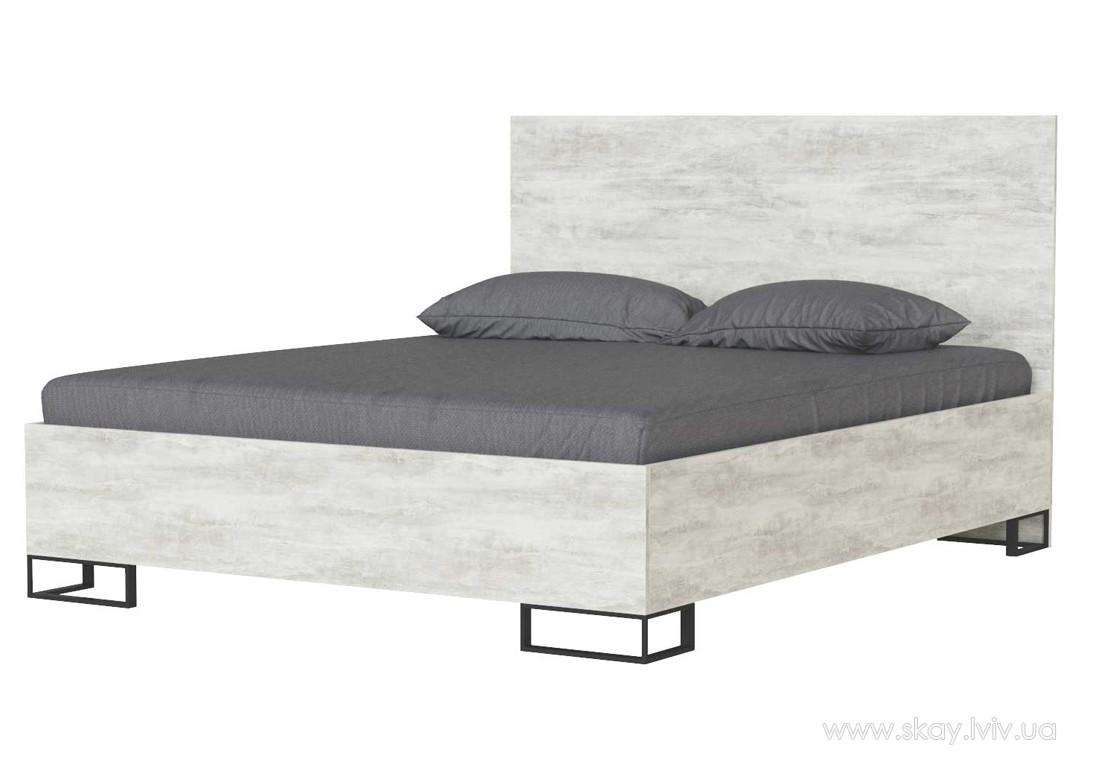 Ліжко Аскет 160 урбан лайт