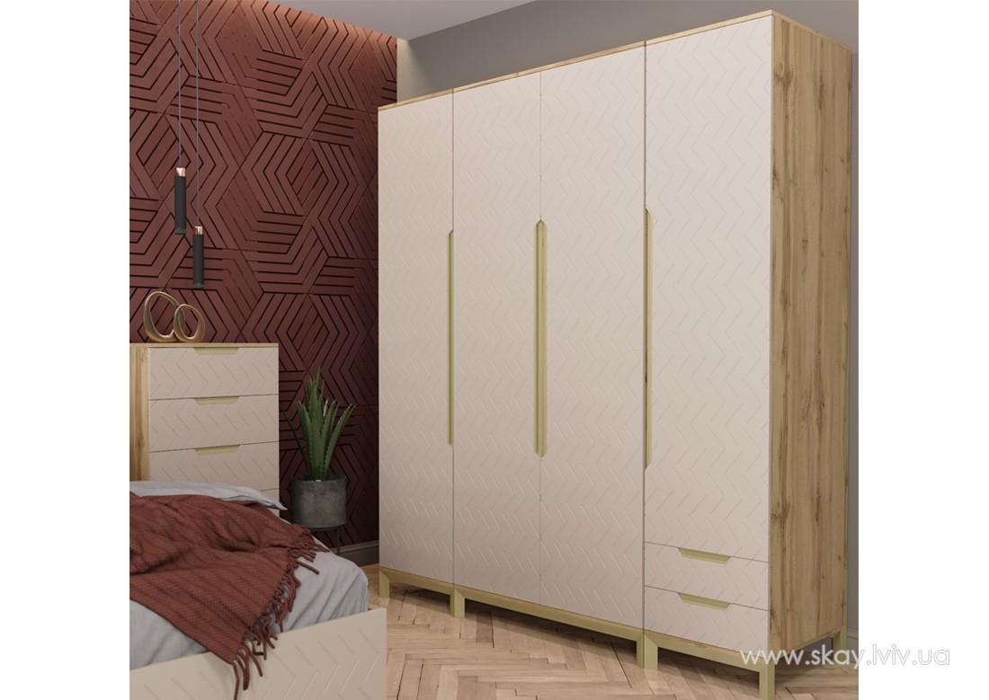 Спальня Сван каталонський жовтий