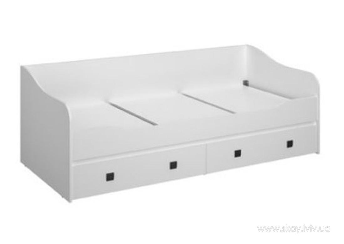 Ліжко LOZ 2S/90 (без вклада) Марокко
