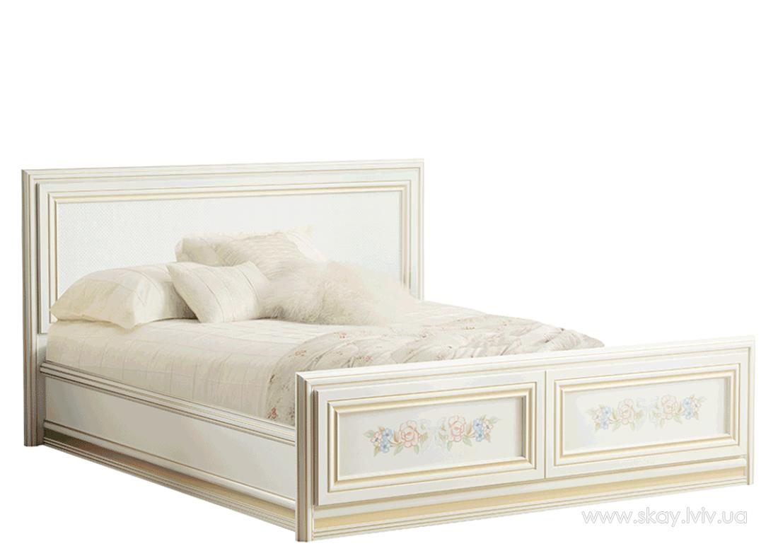 Ліжко 2-спальне (160х200) основа під матрац ДСП Принцеса